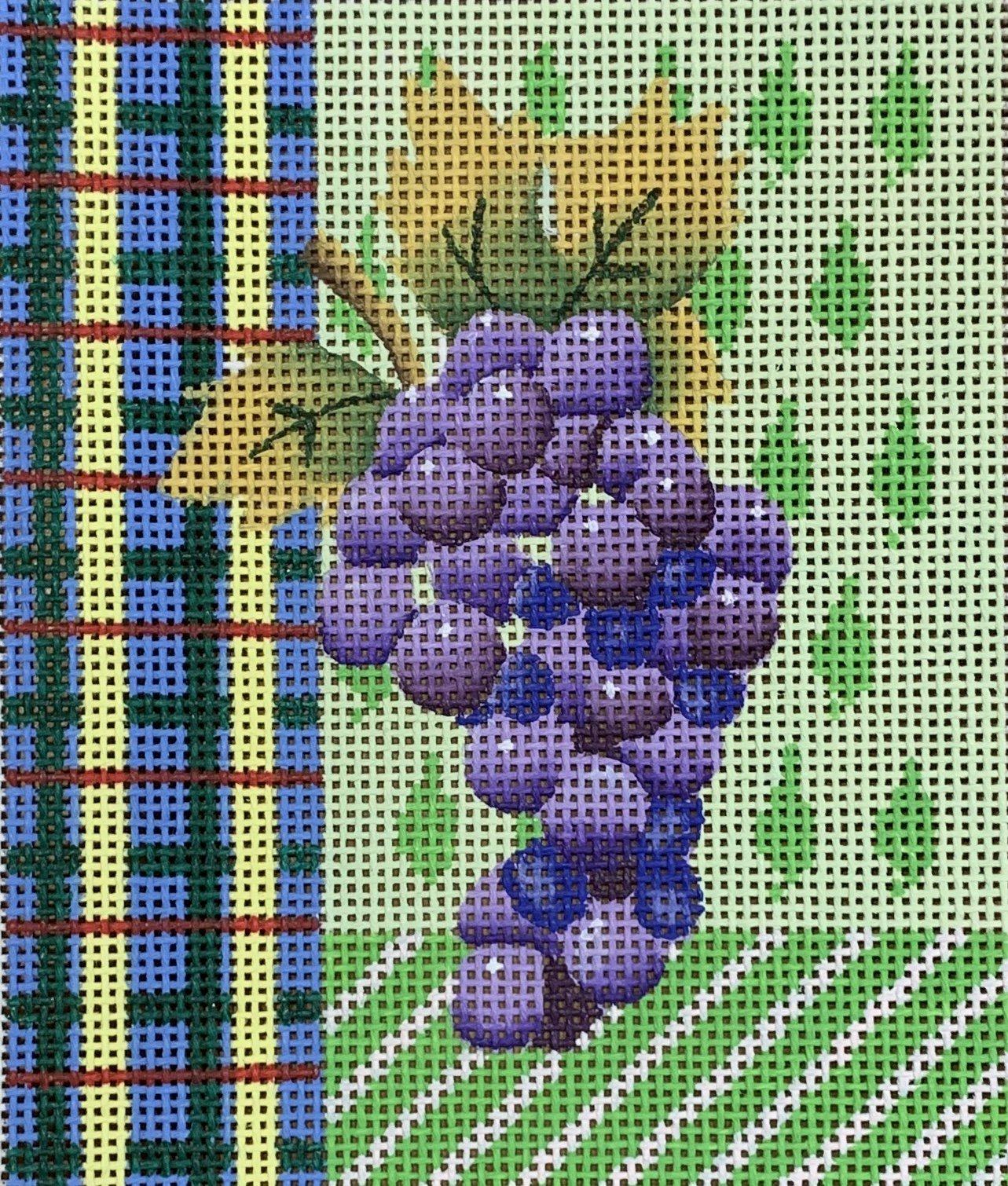 Festive Fruits - Grapes