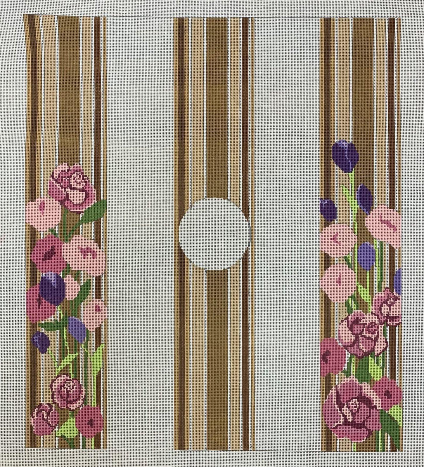 Nancy's Flowers - 3 Straps