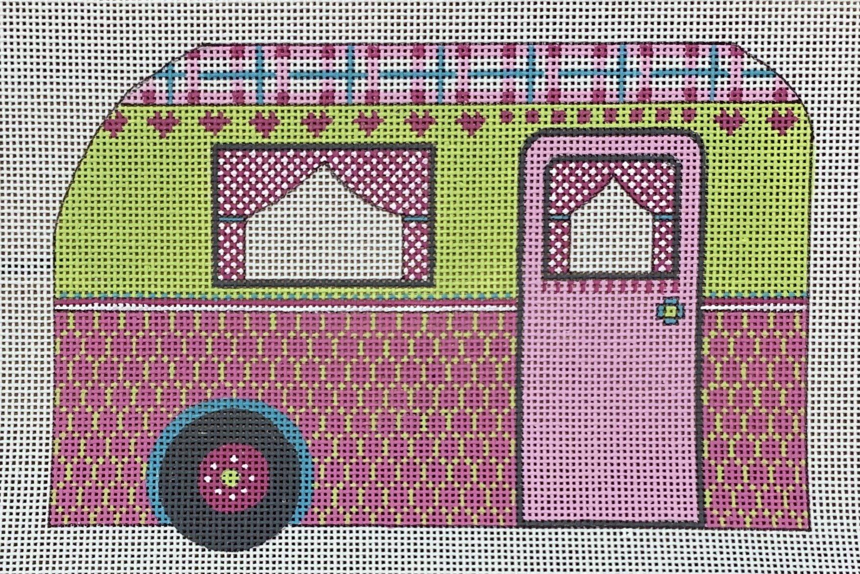 Camper - Pink