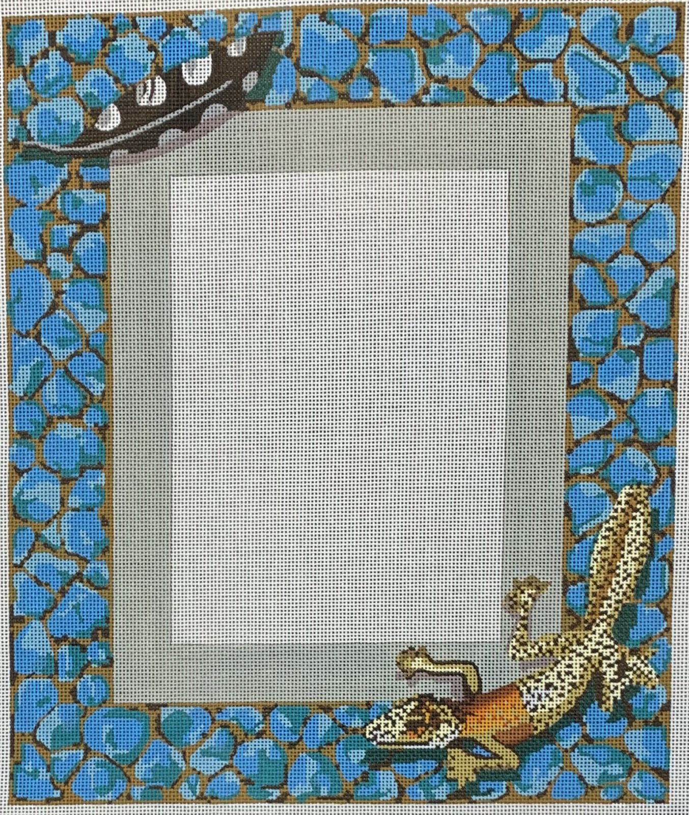 Lizard Picture Frame