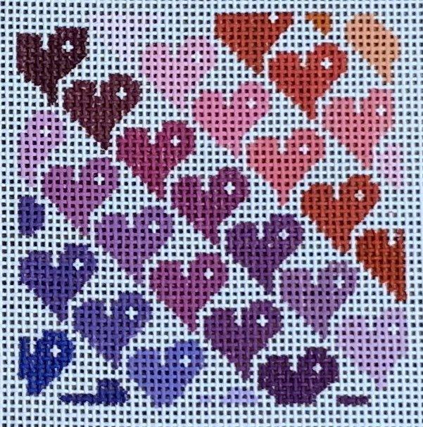 Hearts Insert