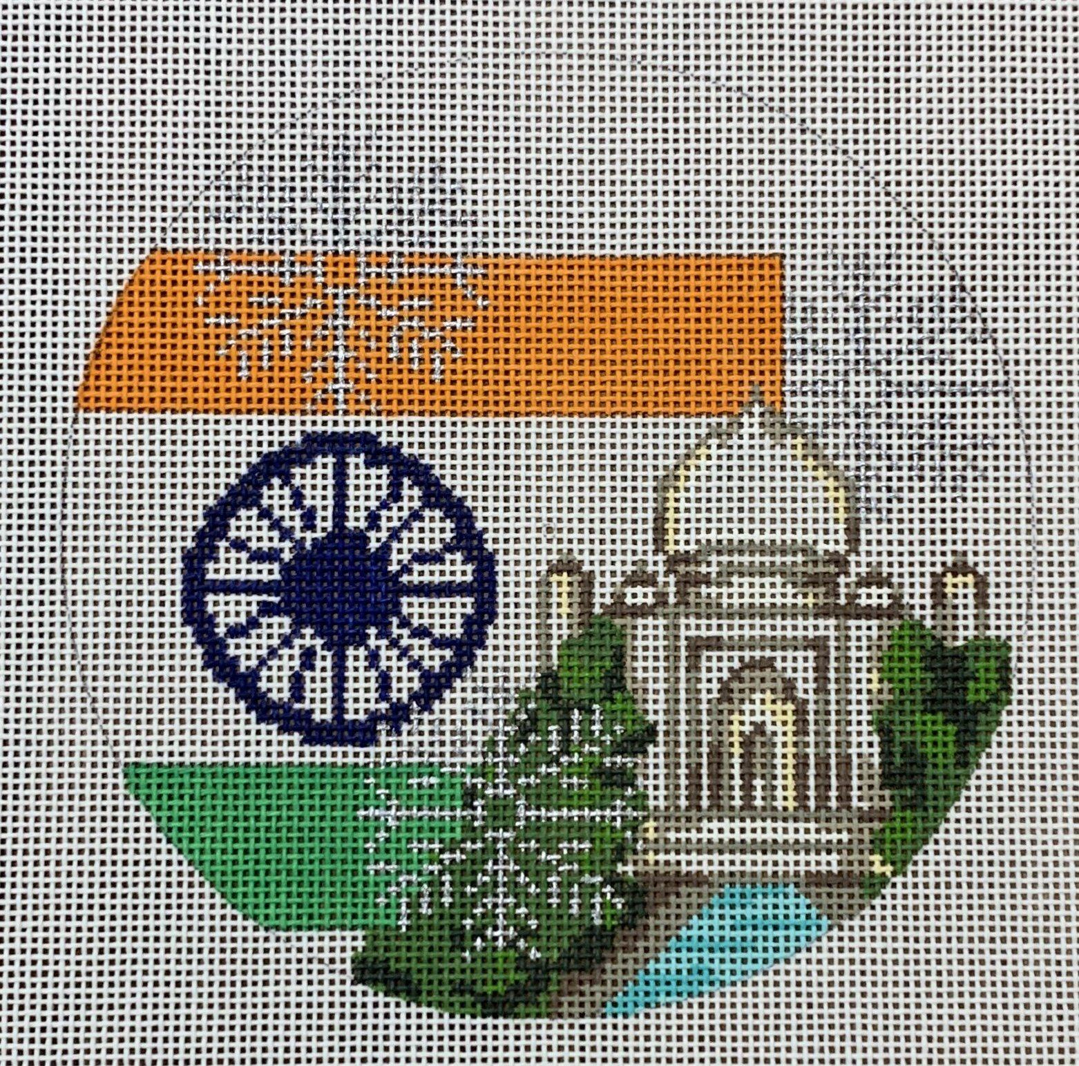 Taj Mahal Round
