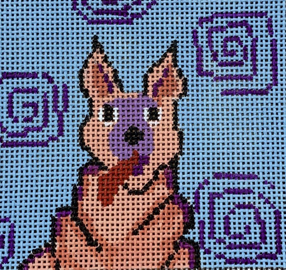 3 Dog Coaster