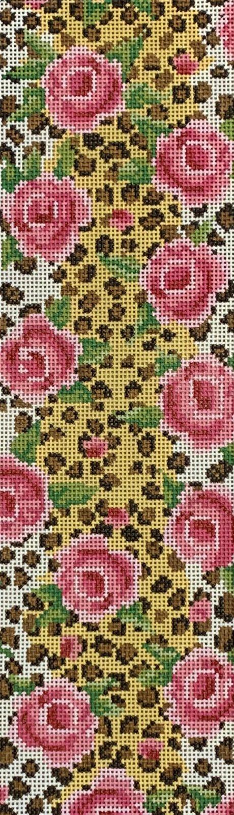 Leopard Rose Double Strip