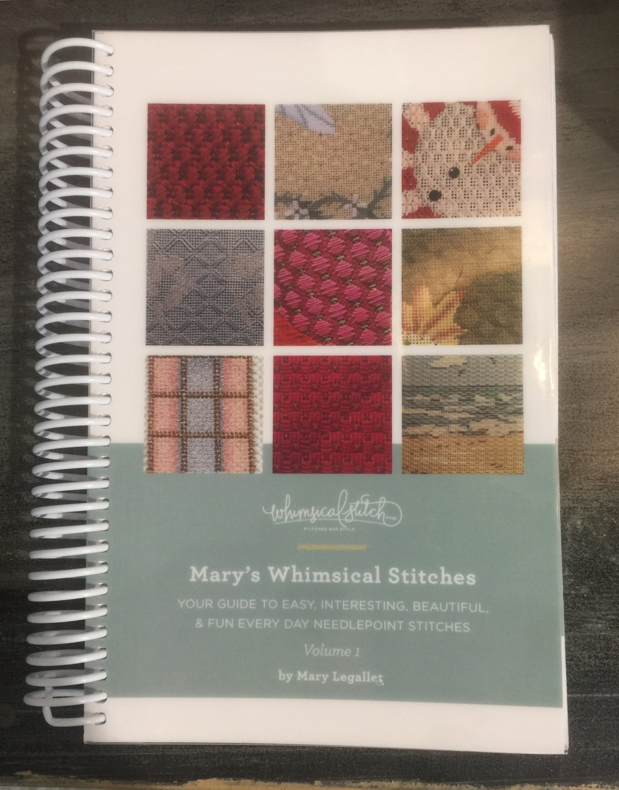 Mary's Whimsical Stitches Vol. 1
