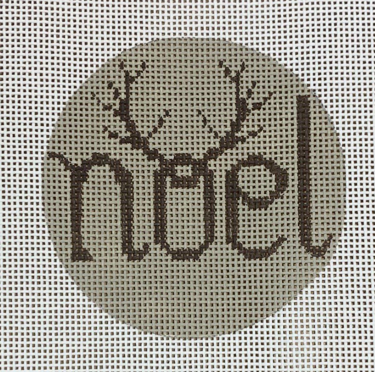 Noel Antlers Ornament