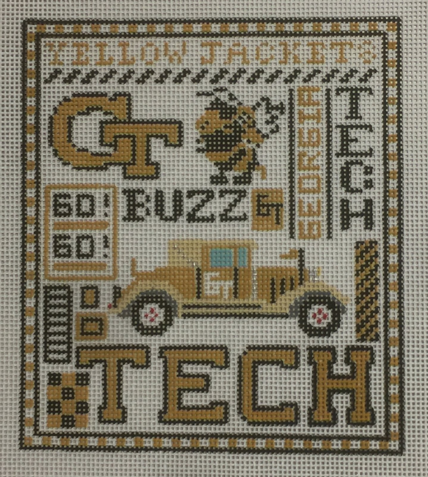 Georgia Tech Sampler