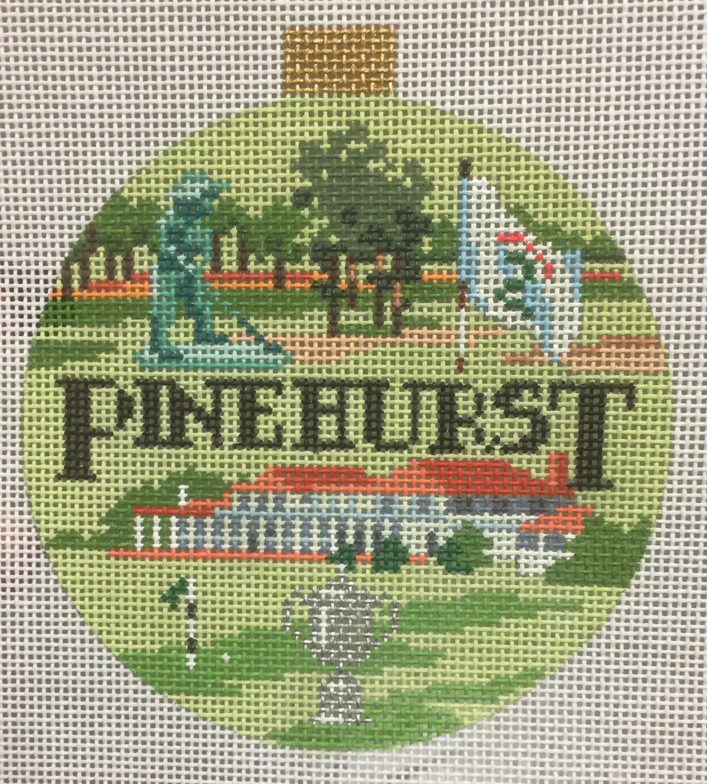 Travel Round - Pinehurst