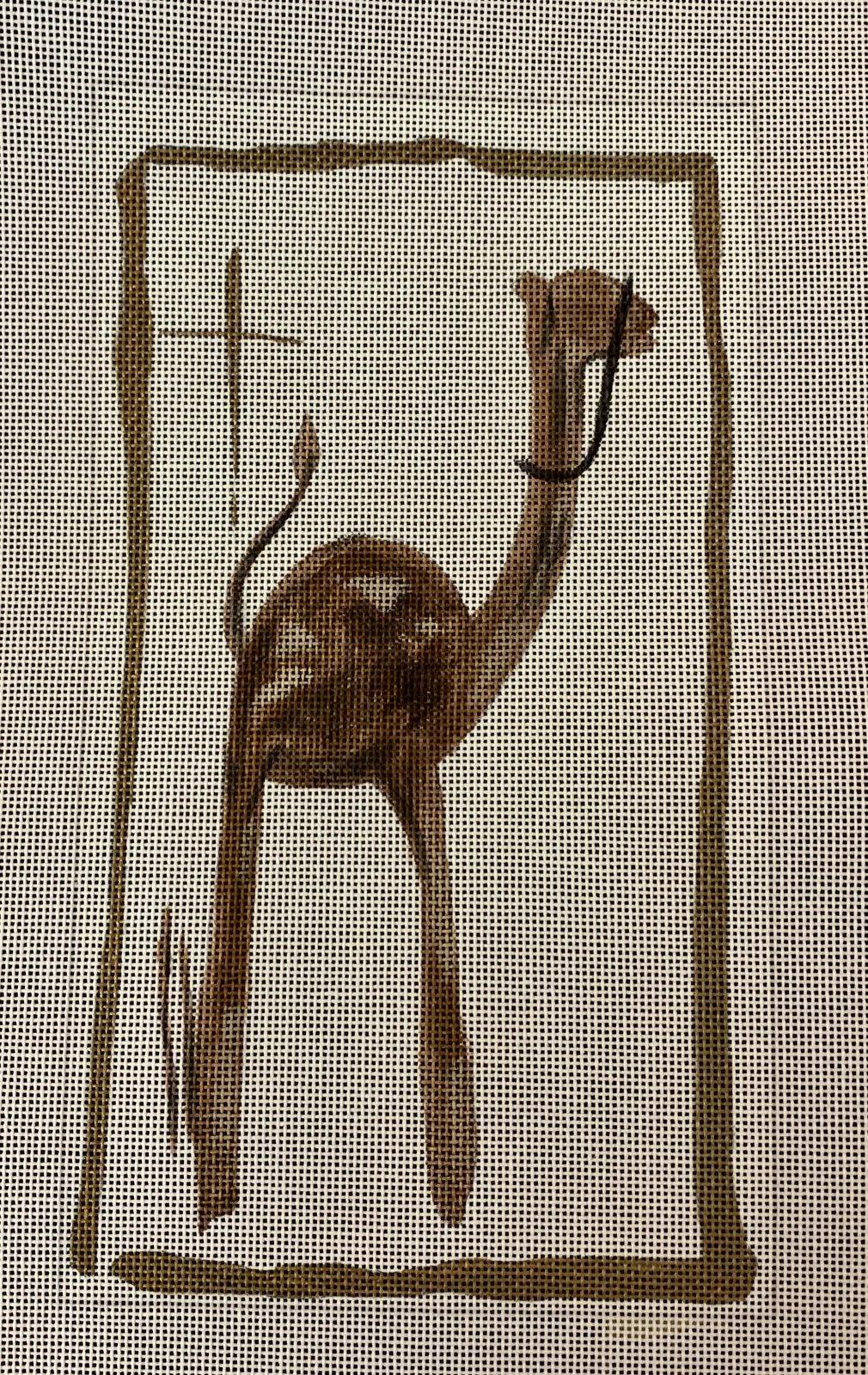 Camel w/ Stitch Guide