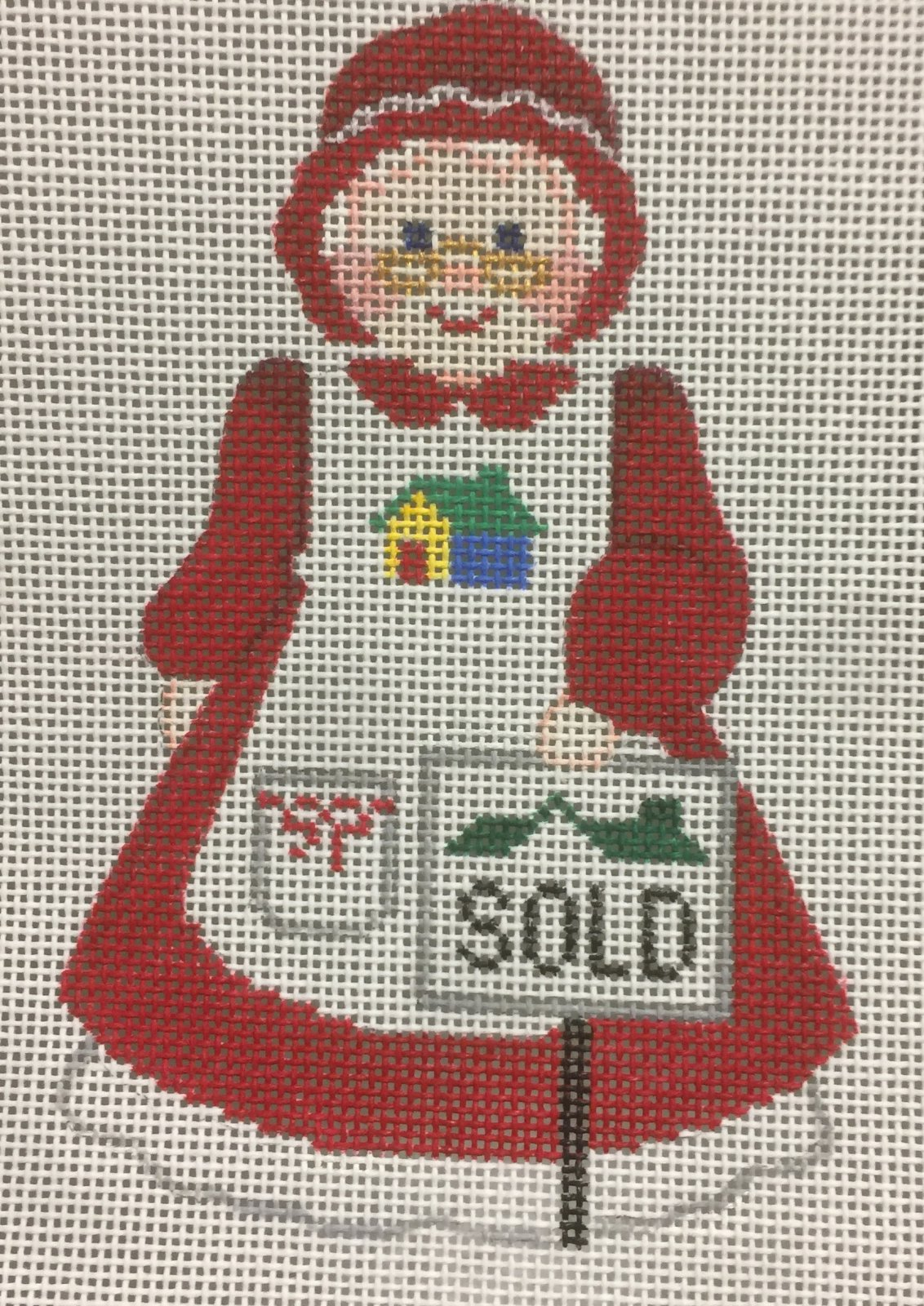 Mrs. Claus - Sold