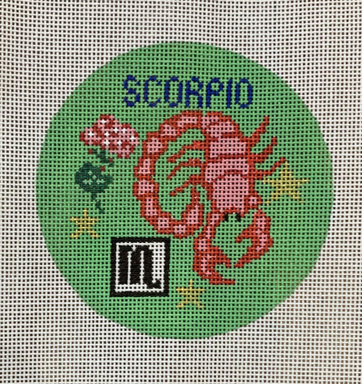 Scorpio Zodiac Ornament