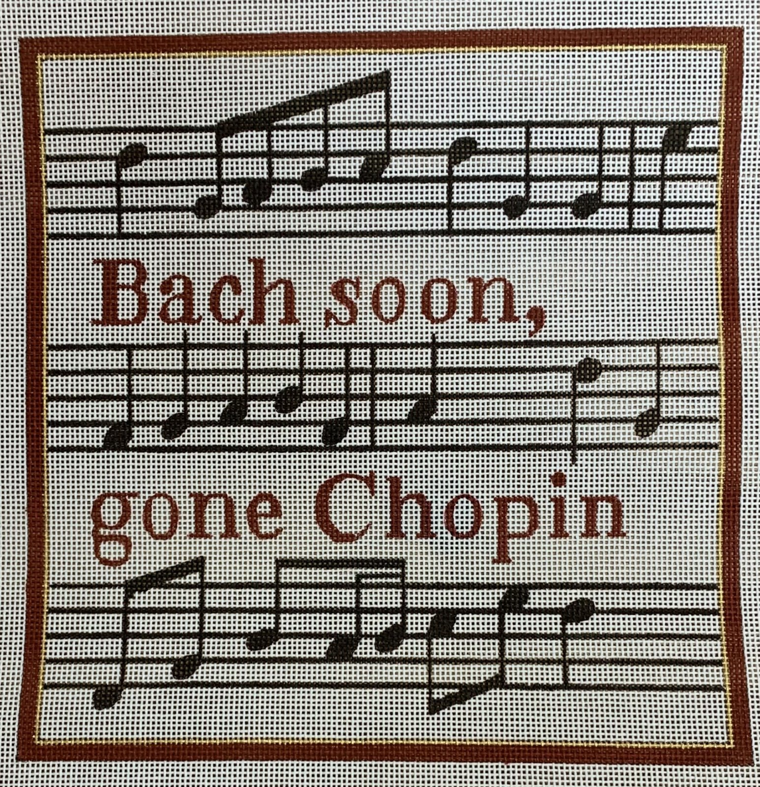 Bach Soon Gone Chopin