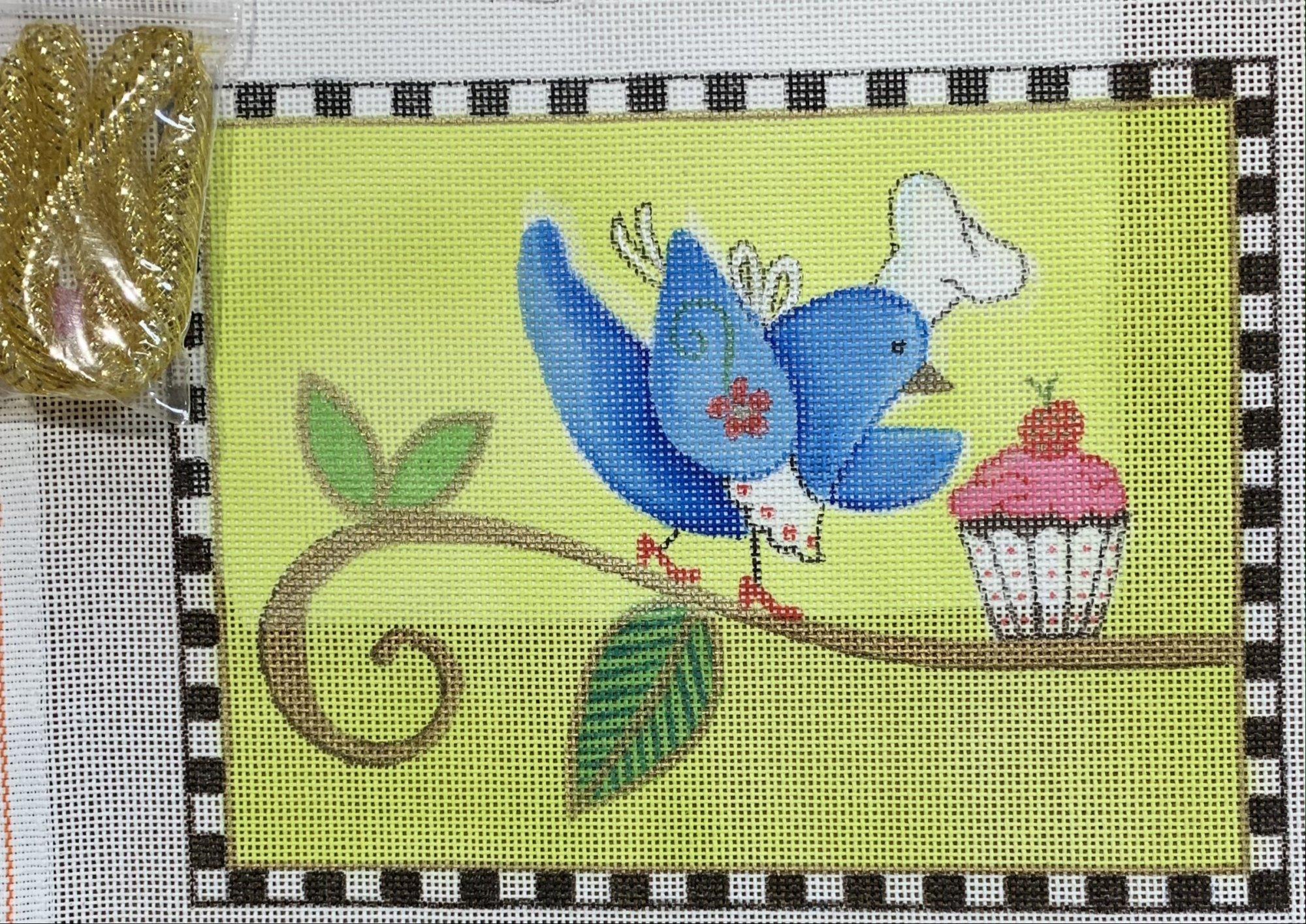 Ms. Birdie & Cupcake