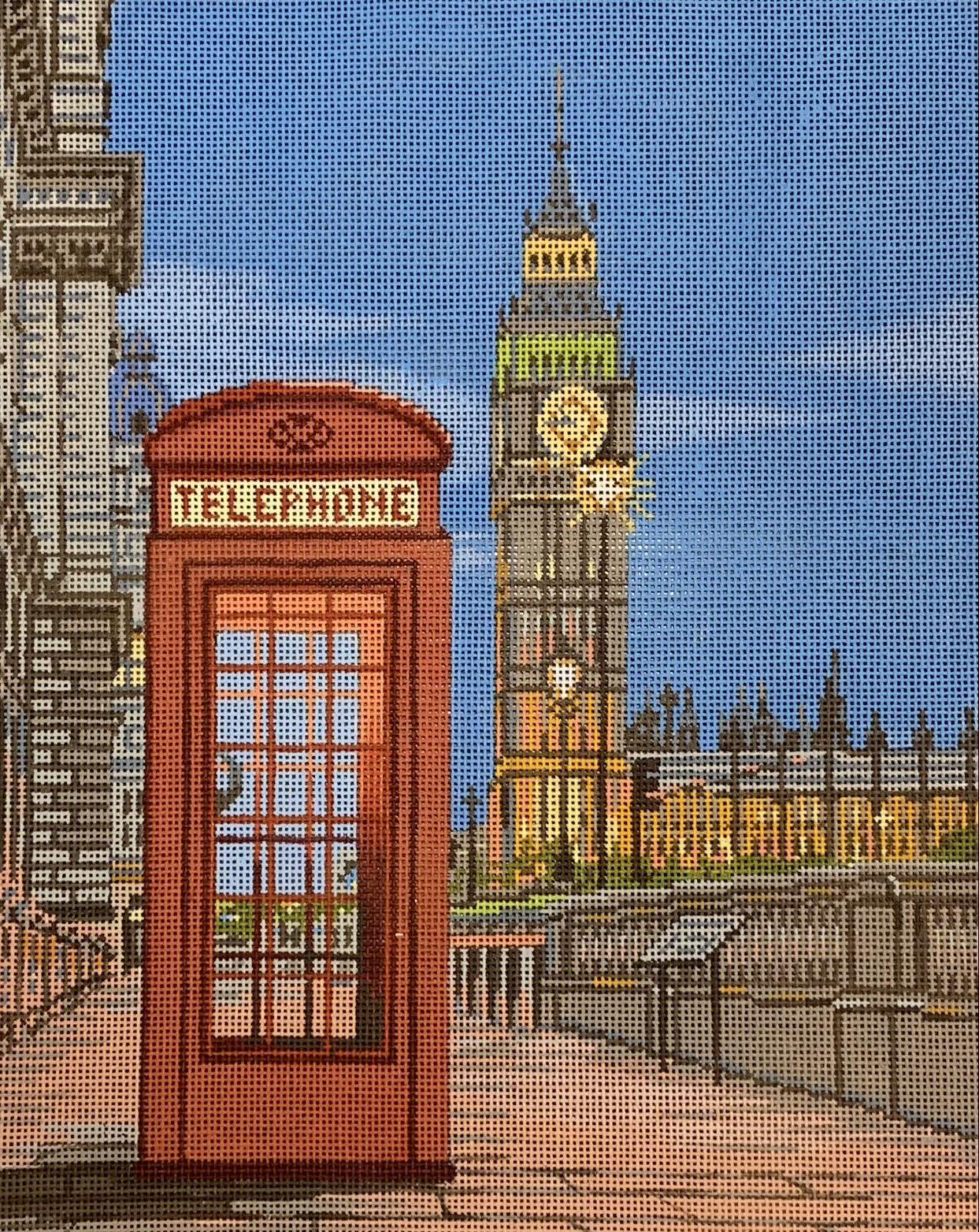 London England Street Scene