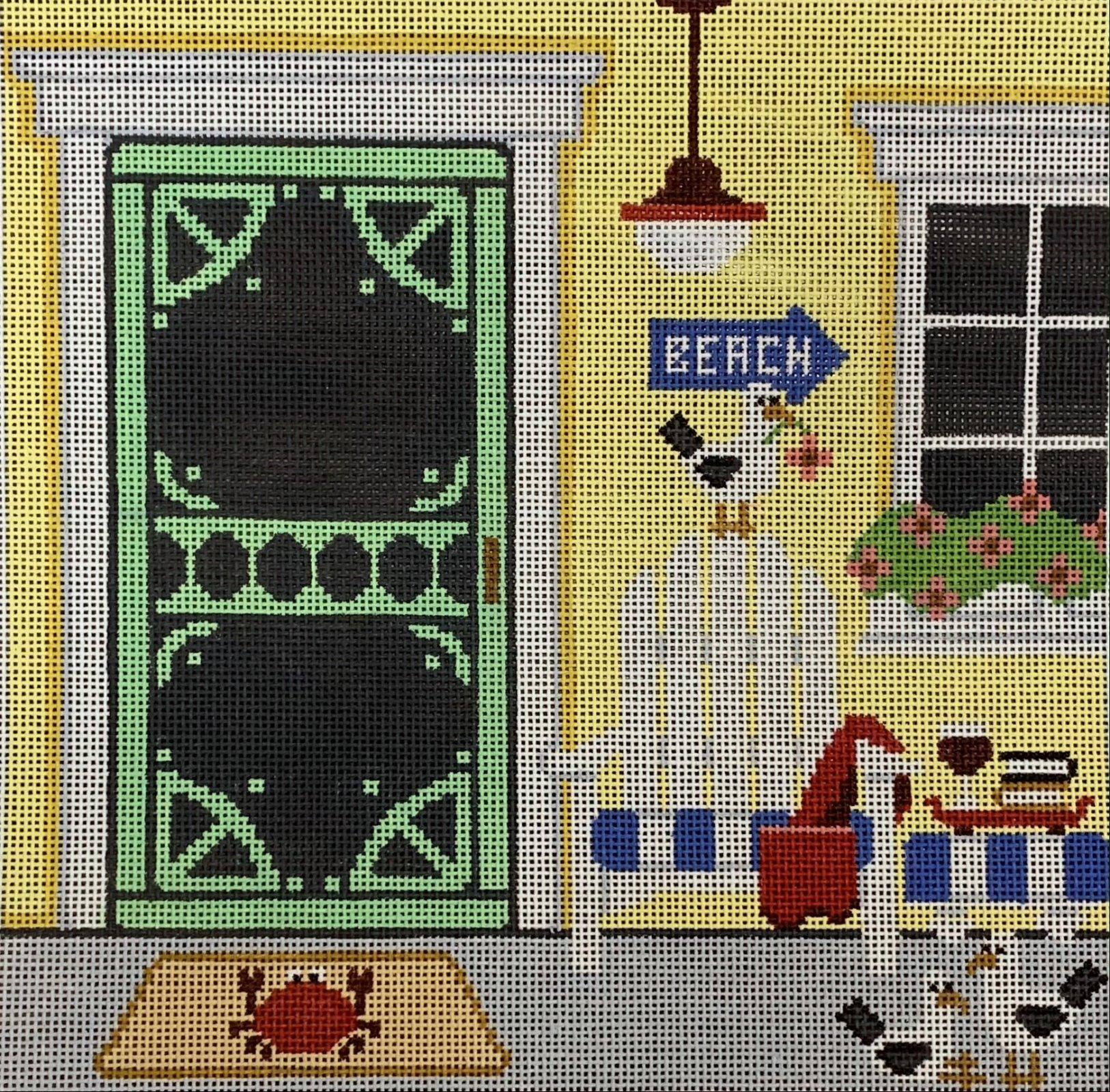 Beach House w/Stitch Guide
