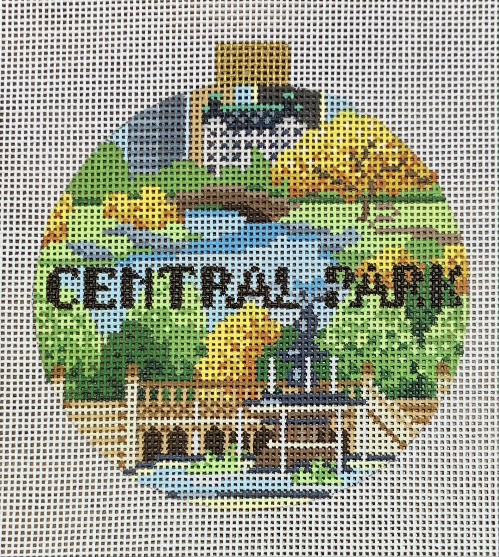 Travel Round - Central Park