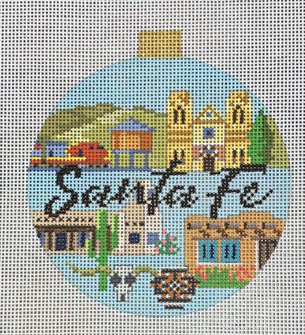 Travel Round - Santa Fe