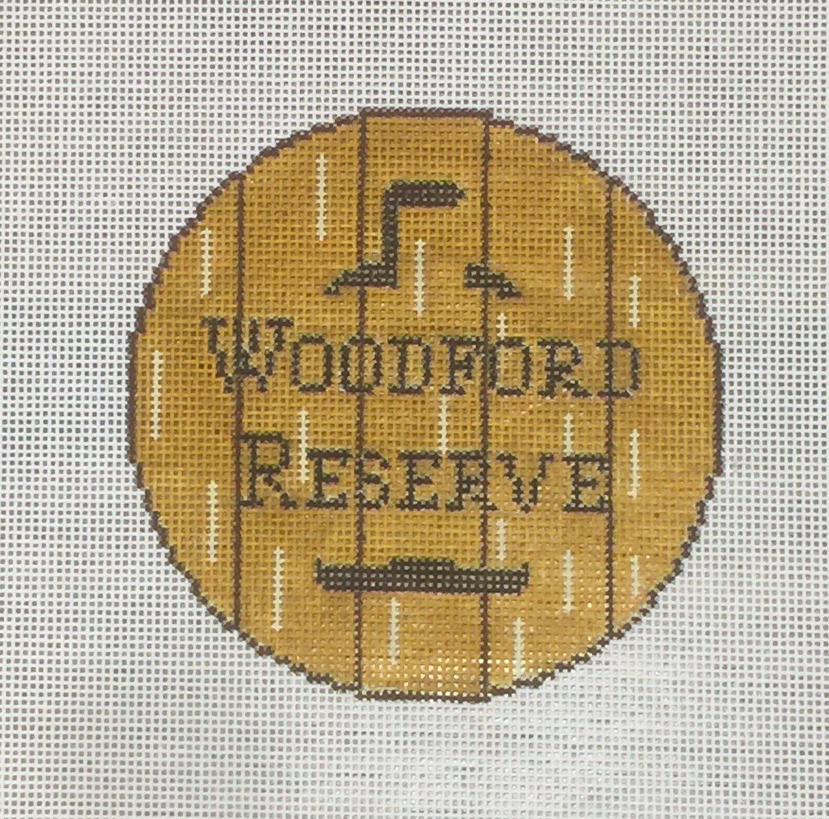 Bourbon Barrel Head - Woodford Reserve