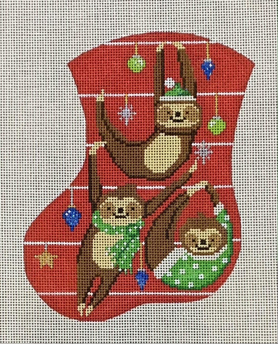 Slothy Christmas