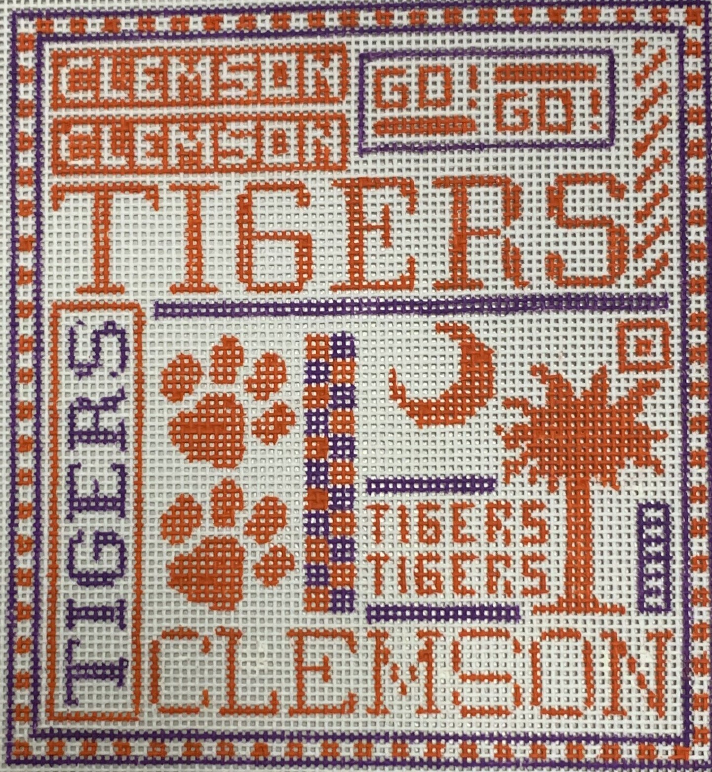 Clemson Sampler