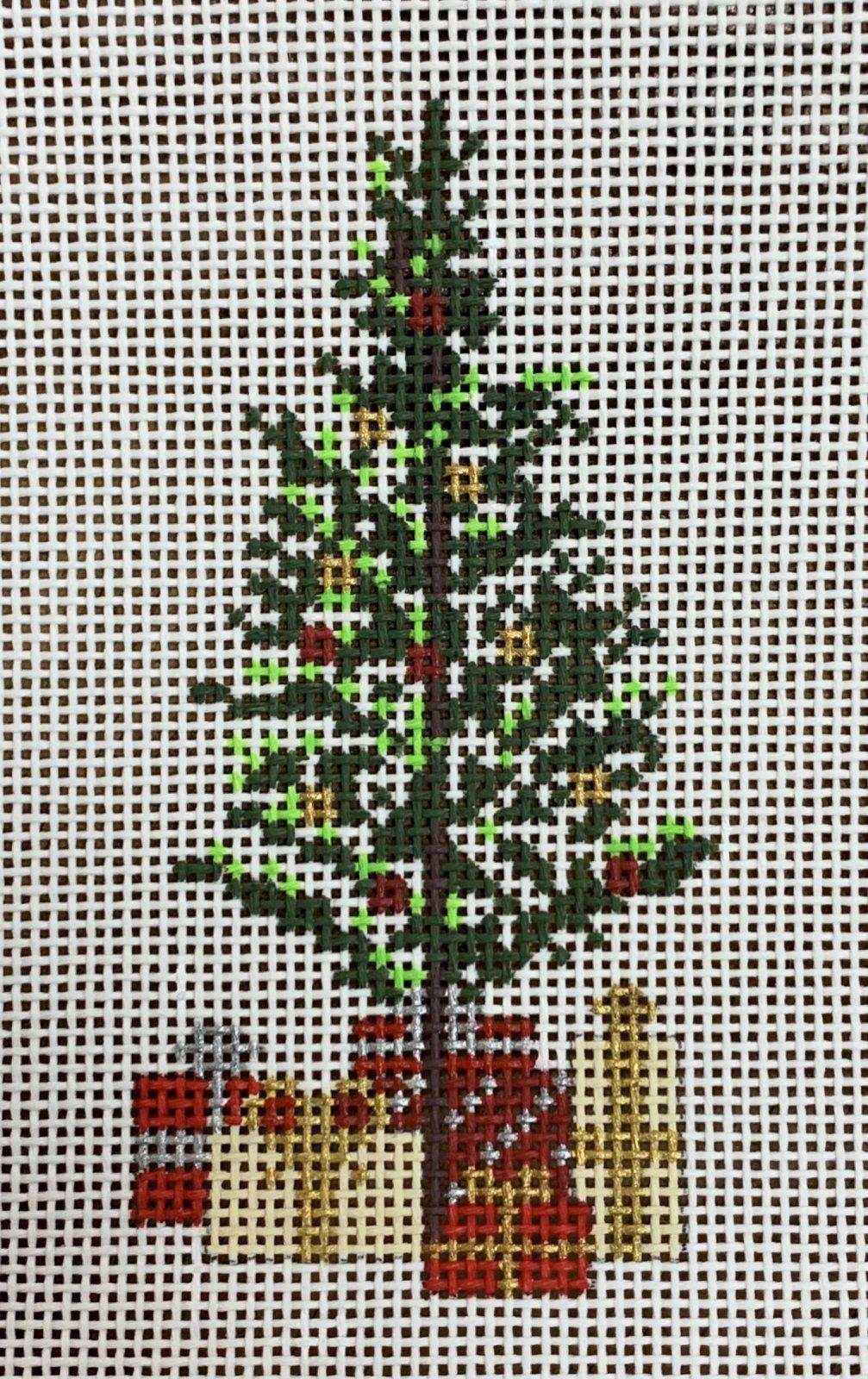 Retro Ski - Pine Tree