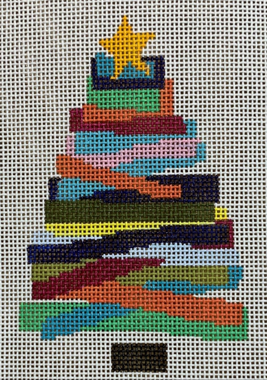 Small Multicolored Tree - Stackable Collection