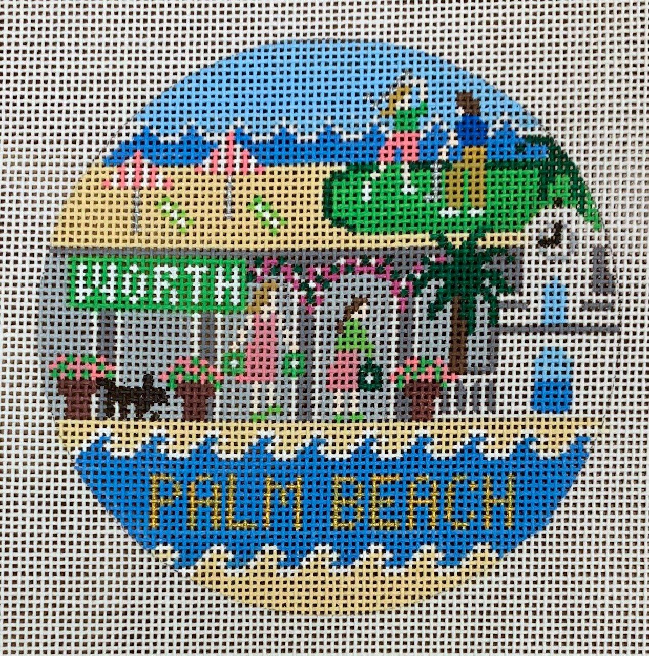 Palm Beach Round