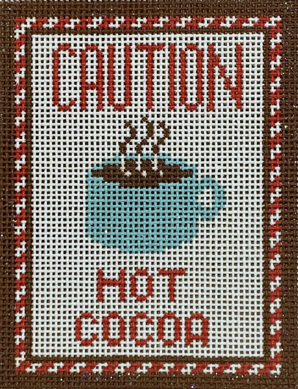 Caution Hot Cocoa