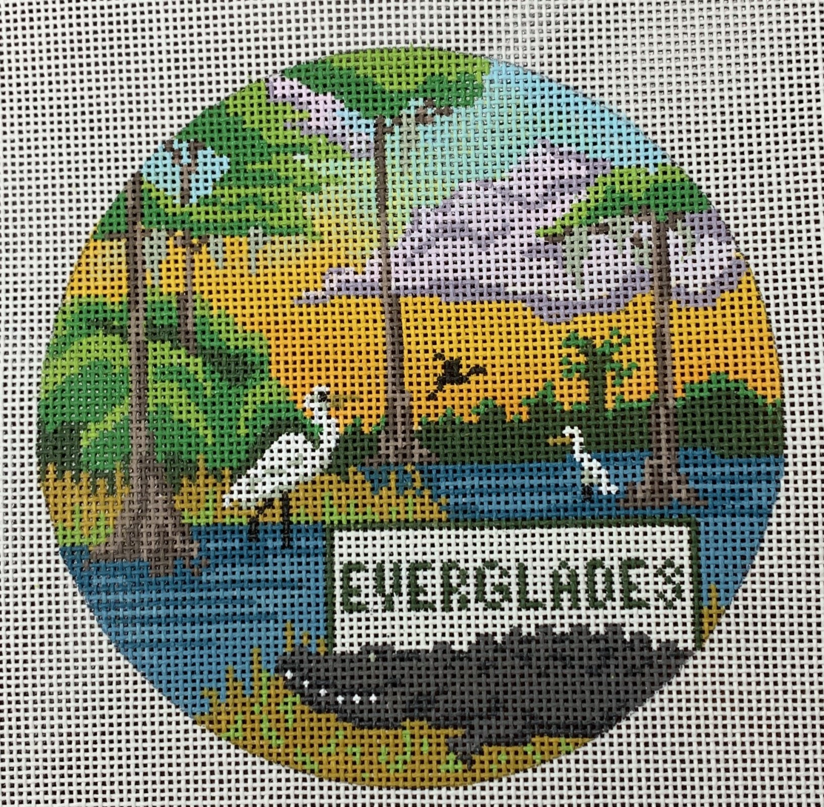 Everglades Ornament