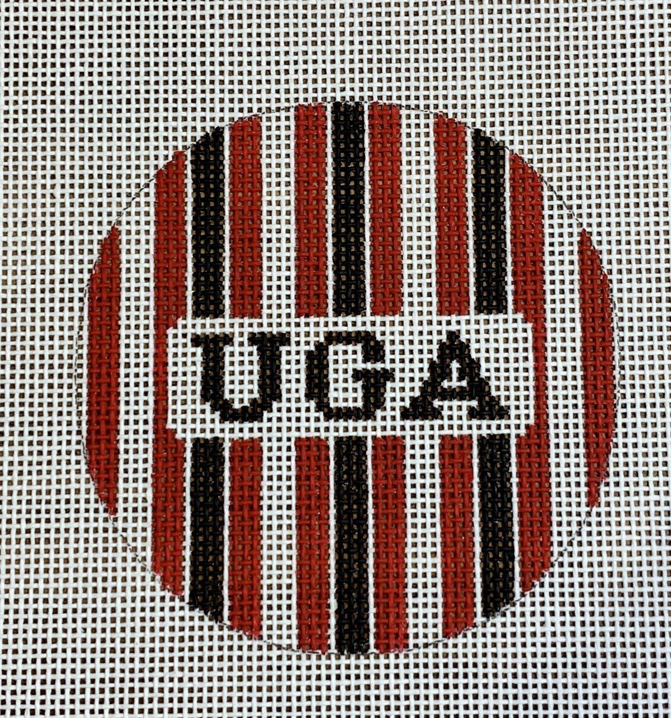 3 round with UGA