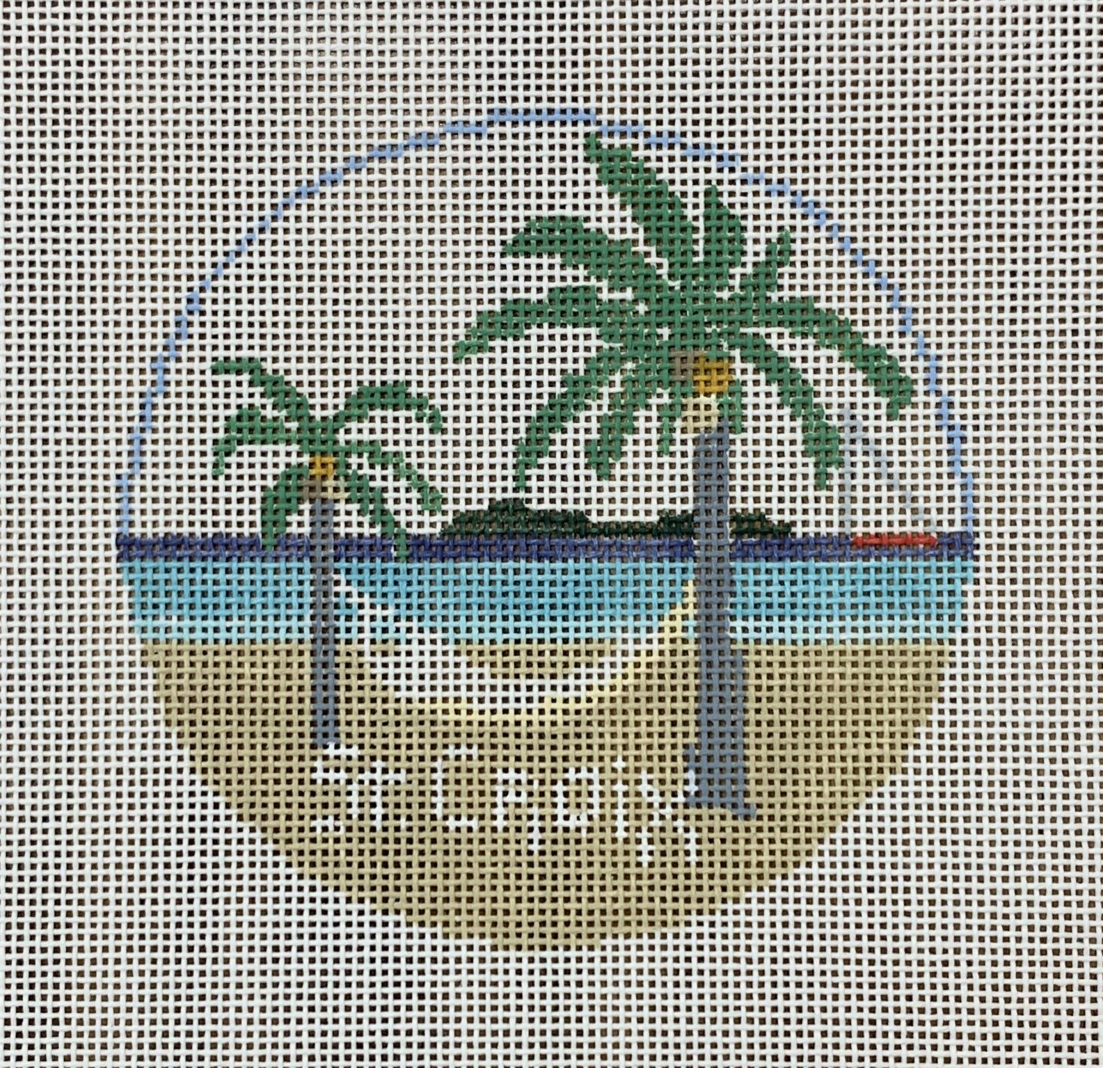 St. Croix Round