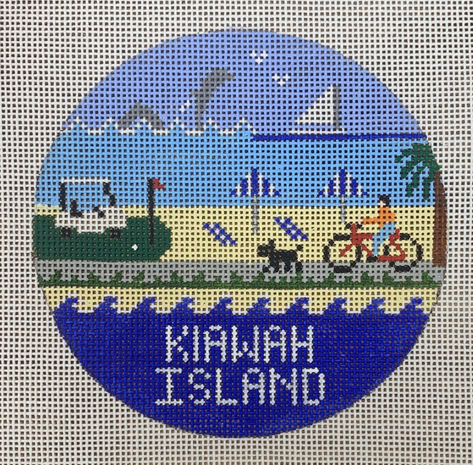 Kiawah Island Round