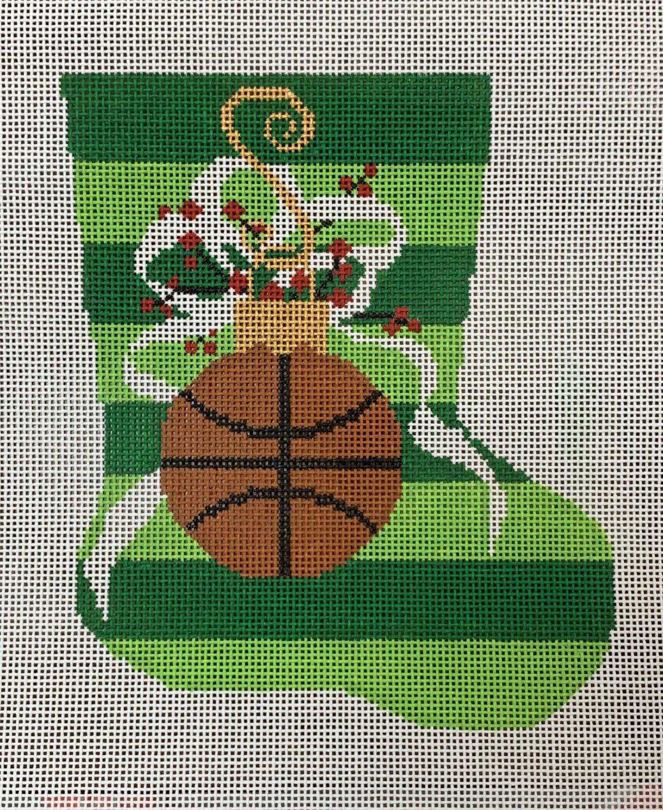 Mini Stocking - Basketball