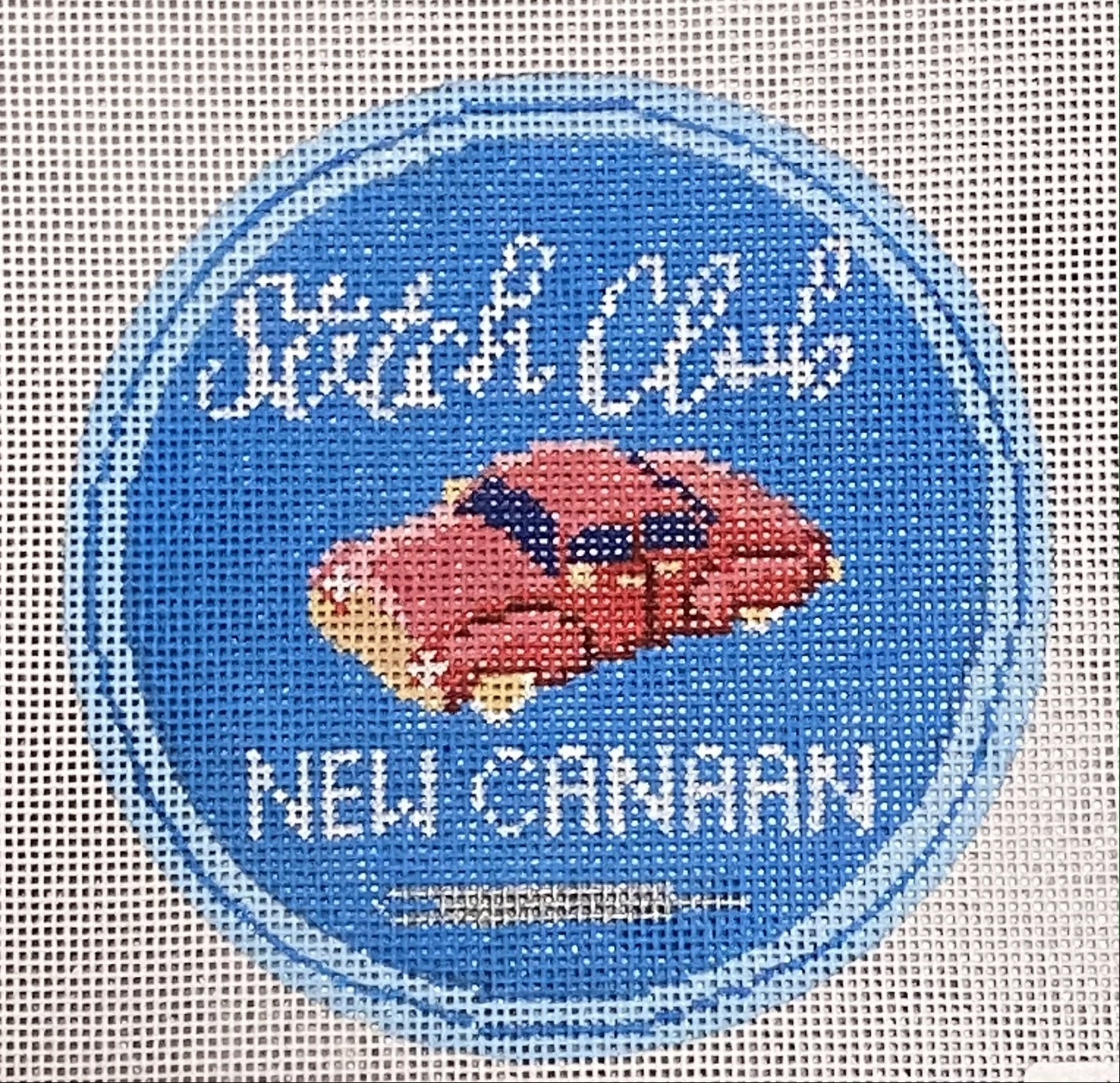 LL149 Stitch Club New Canaan