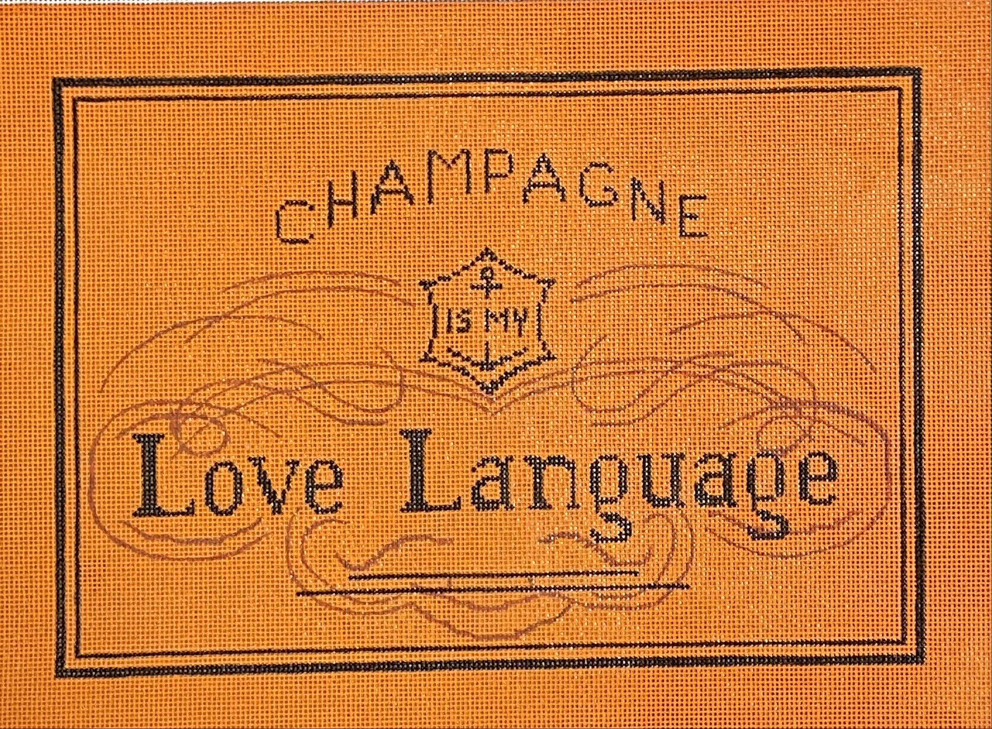 Champagne is my Love Language