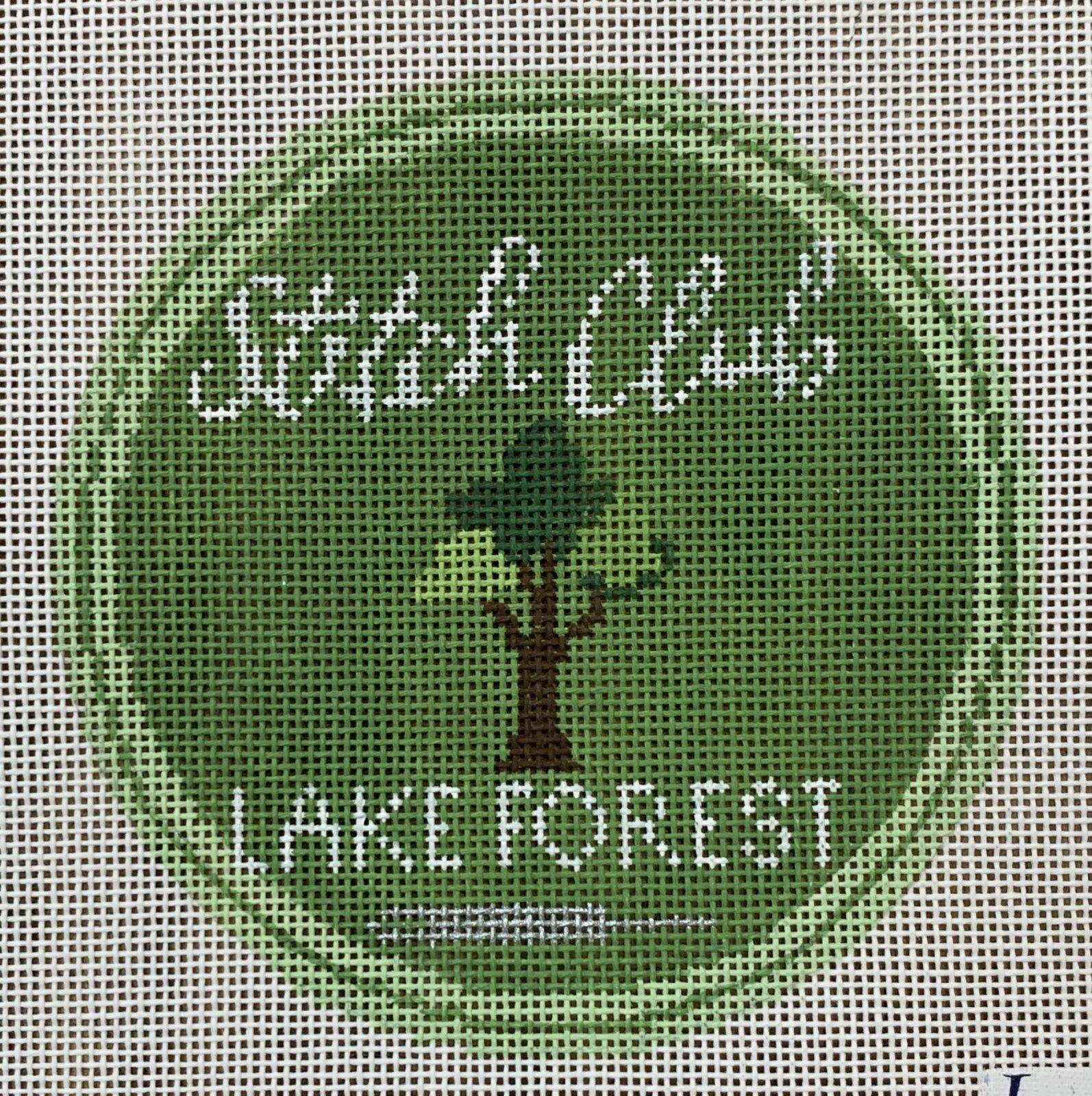 LL149 Stitch Club Lake Forest
