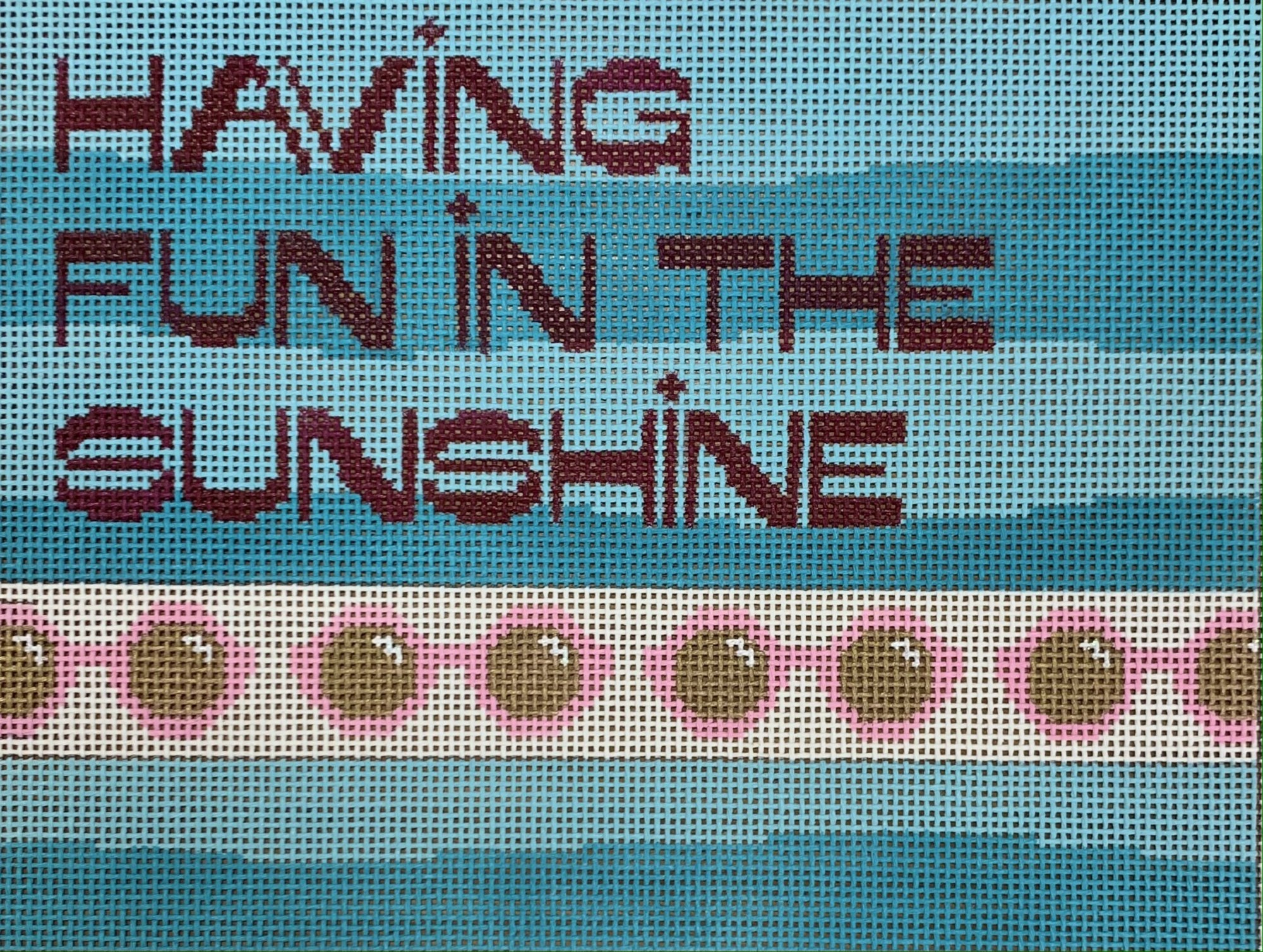 Fun in the Sunshine