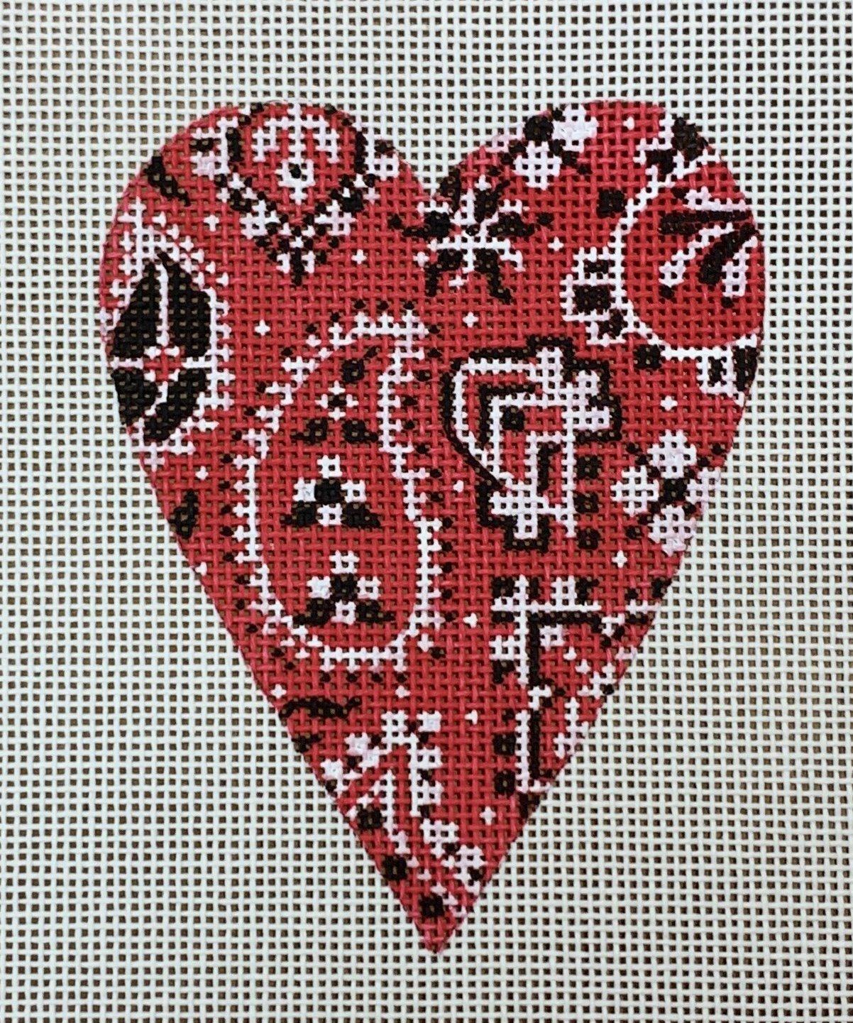 Bandana Heart