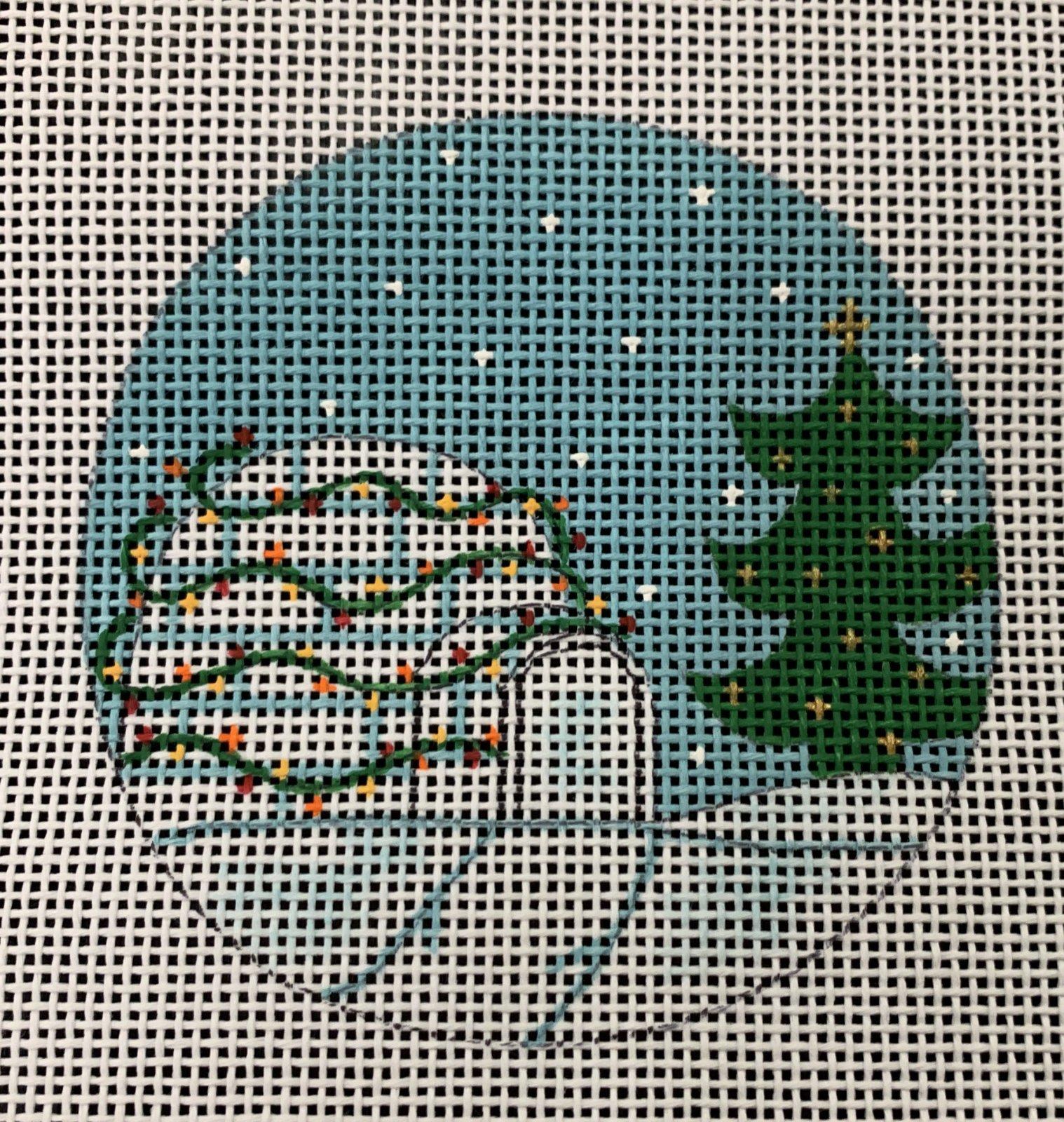 Christmas Igloo Ornament