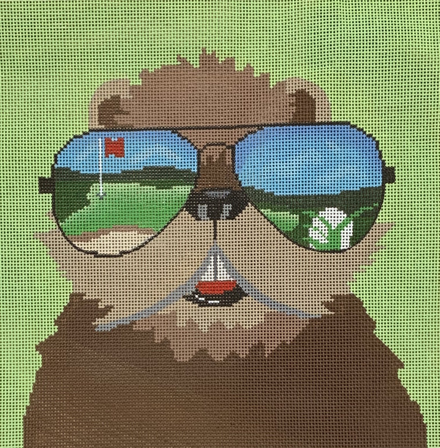 Sunglasses Gopher