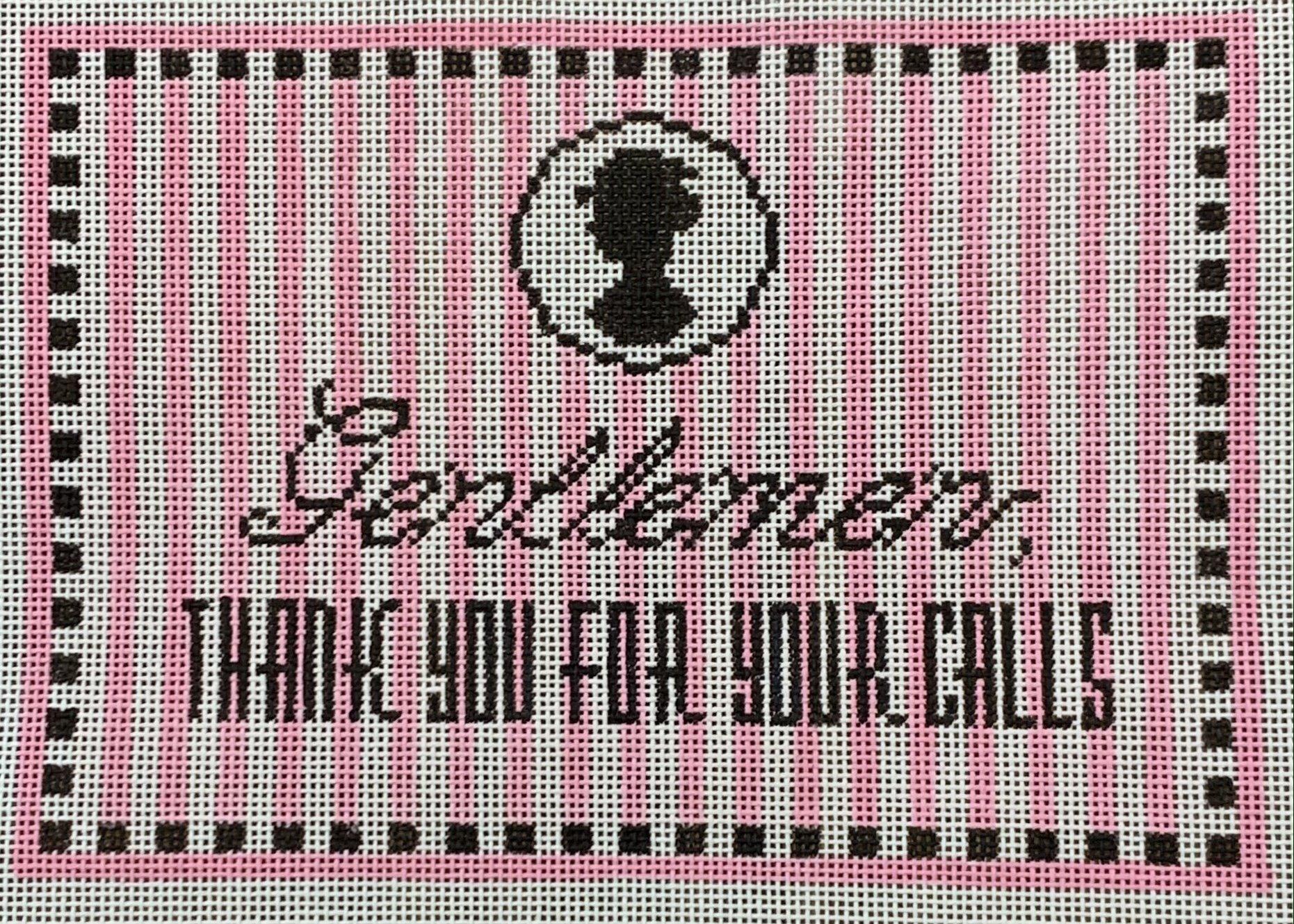 Gentlemen, Thank You