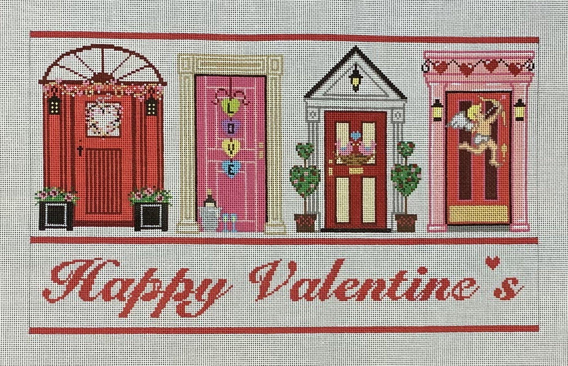 Valentine's Day Doors