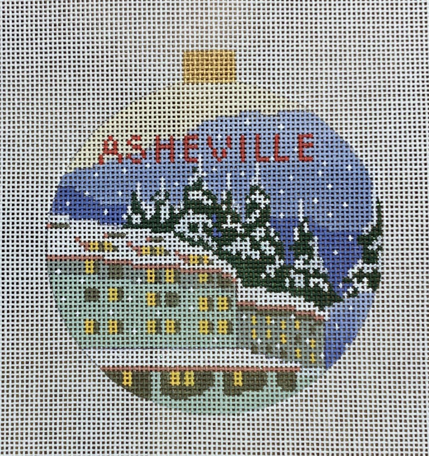 Travel Round - Asheville