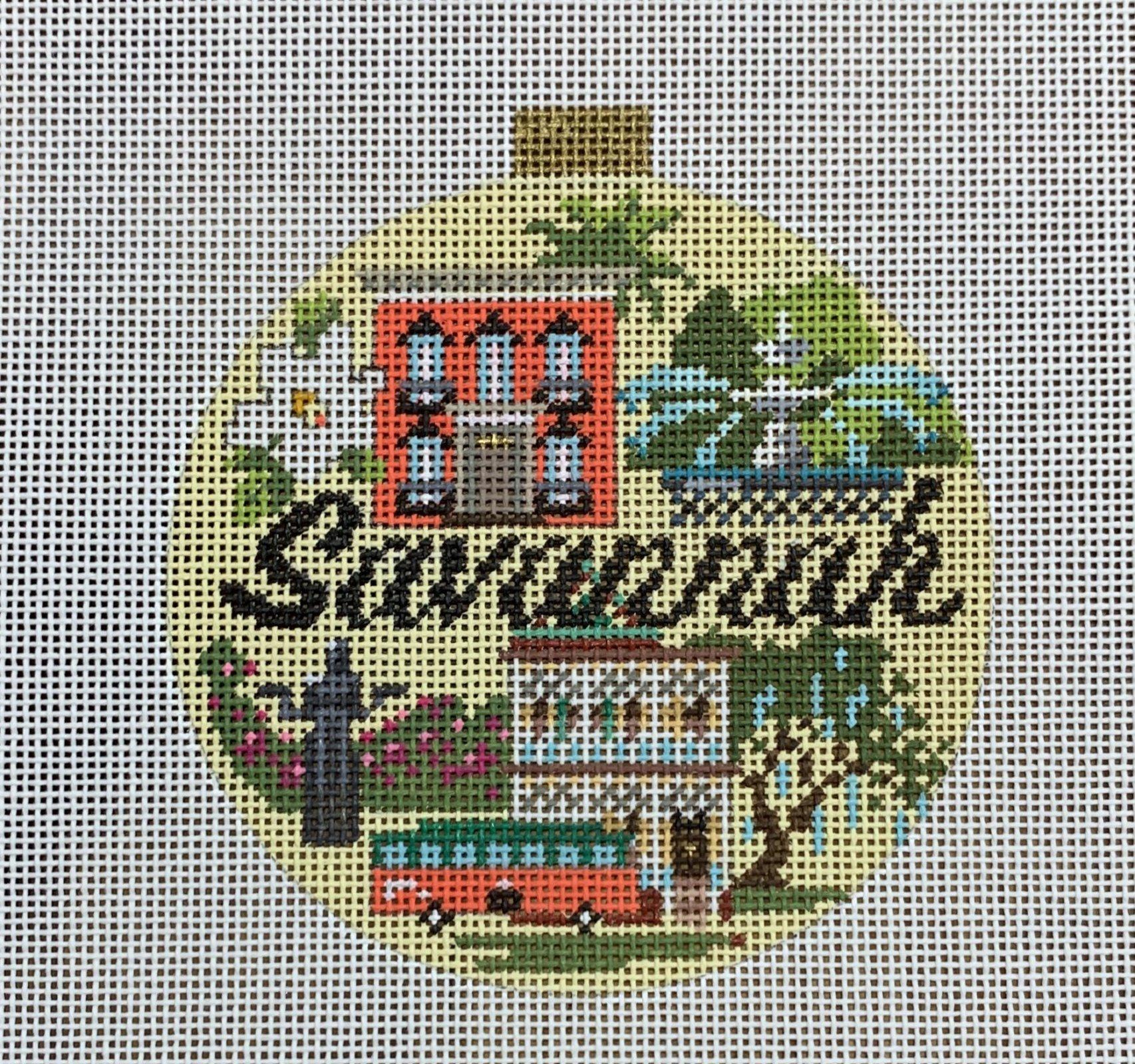 Travel Round - Savannah