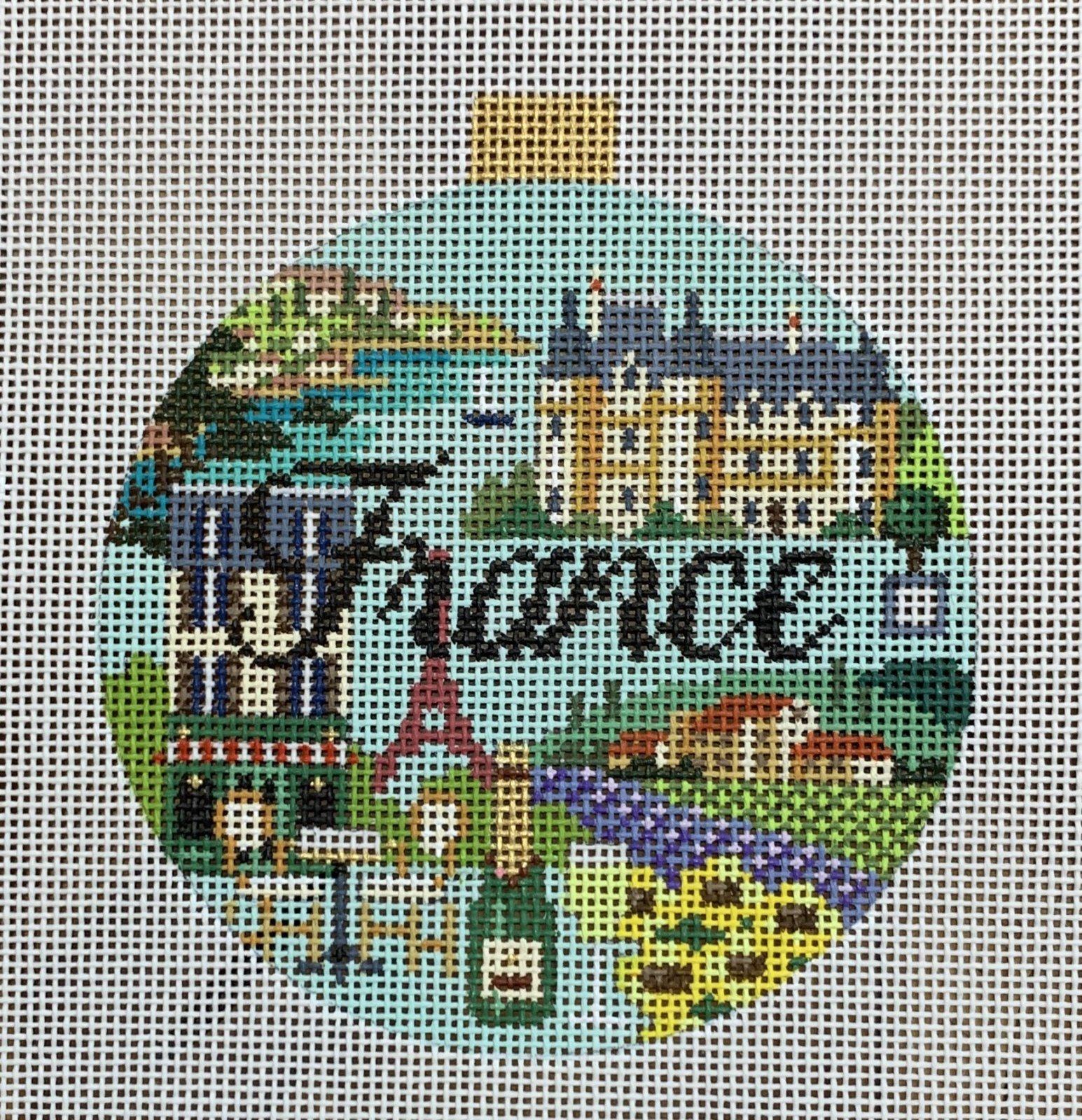 Travel Round - France