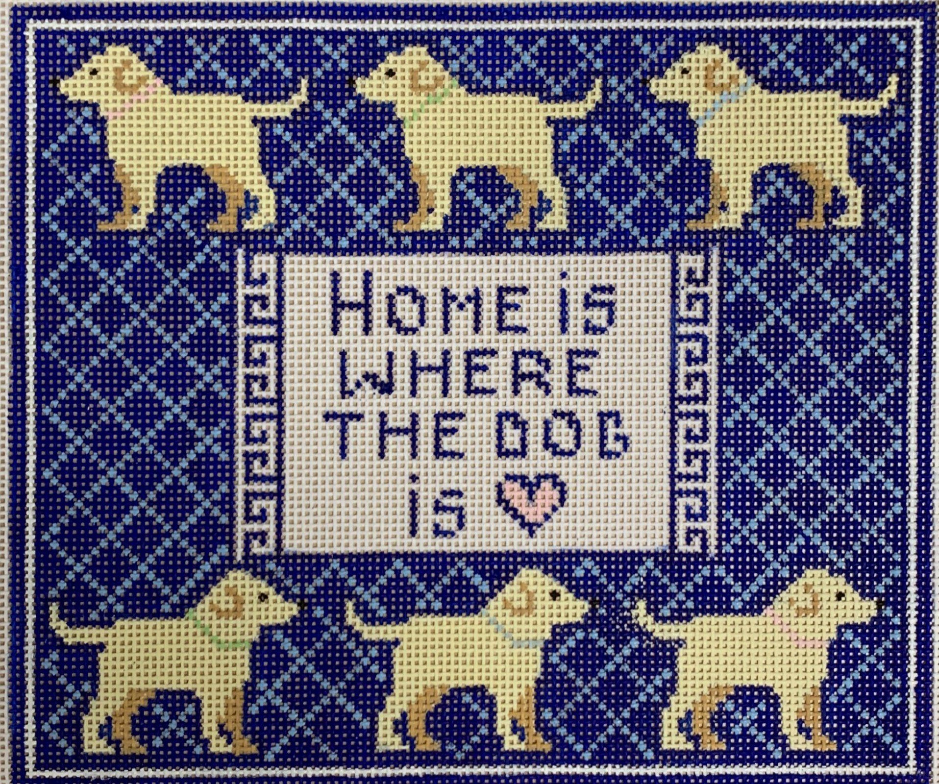 Home is Where the Dog Is