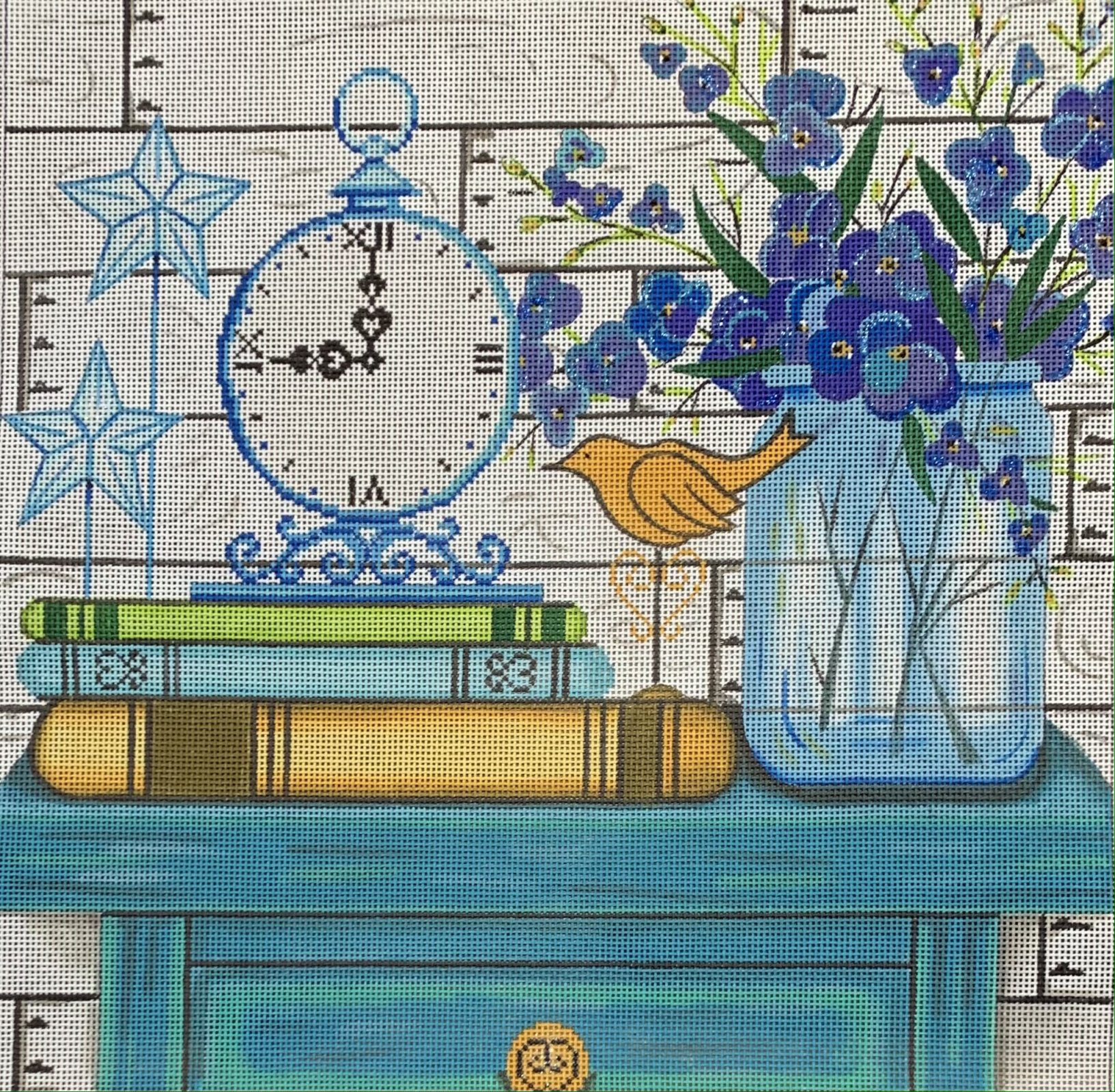 Turquoise Table Top