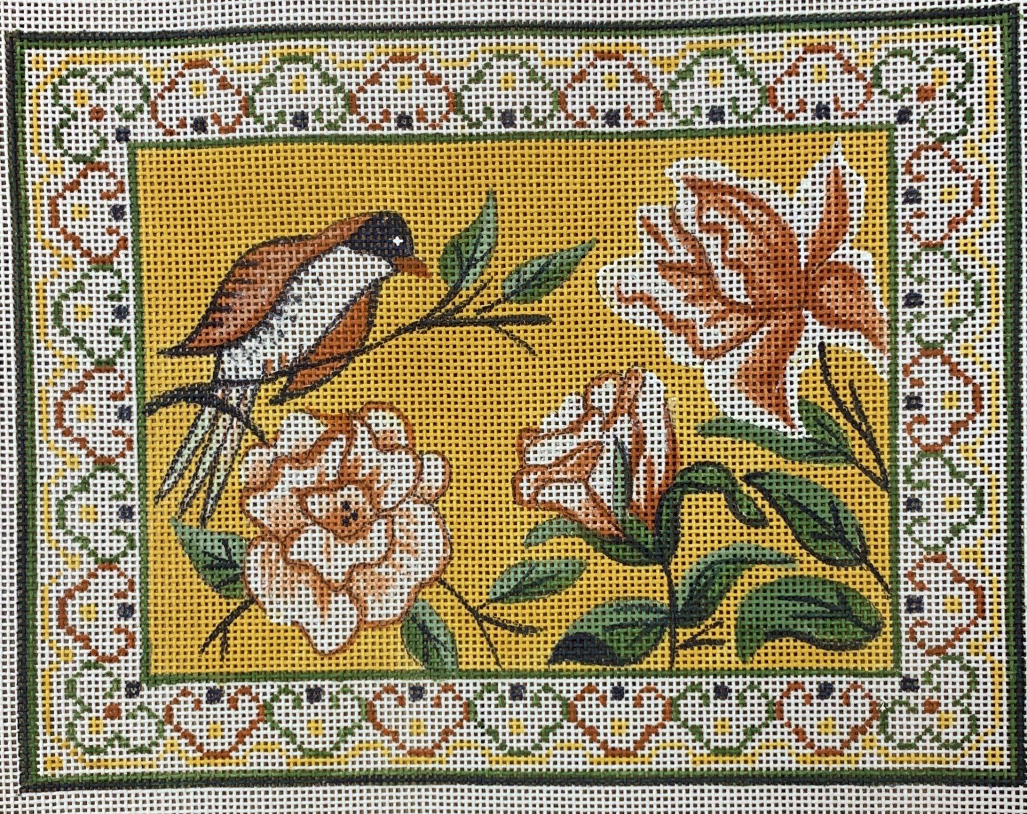 Finch & Flower Mah Jongg