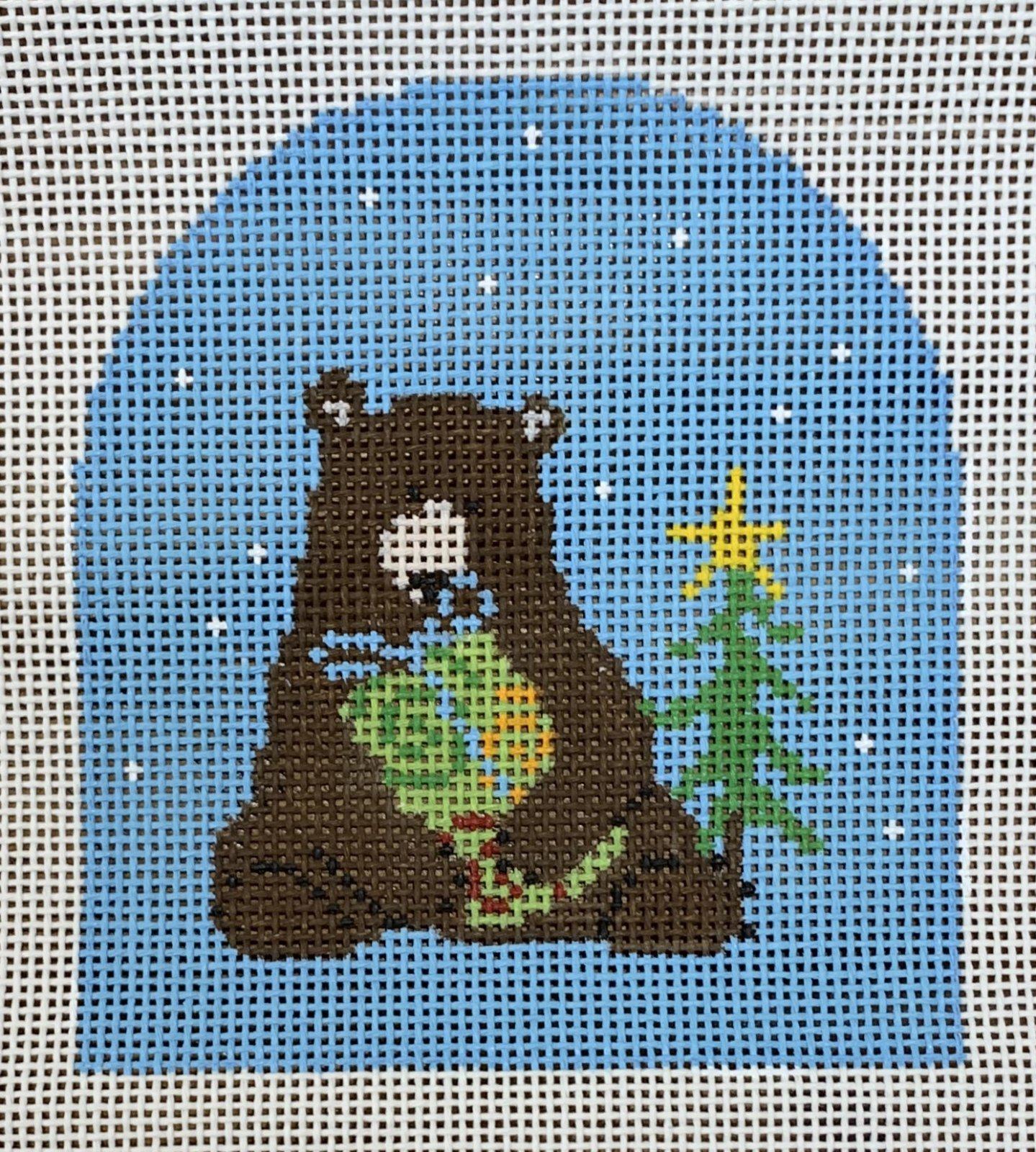 Bear w/Swirl Package