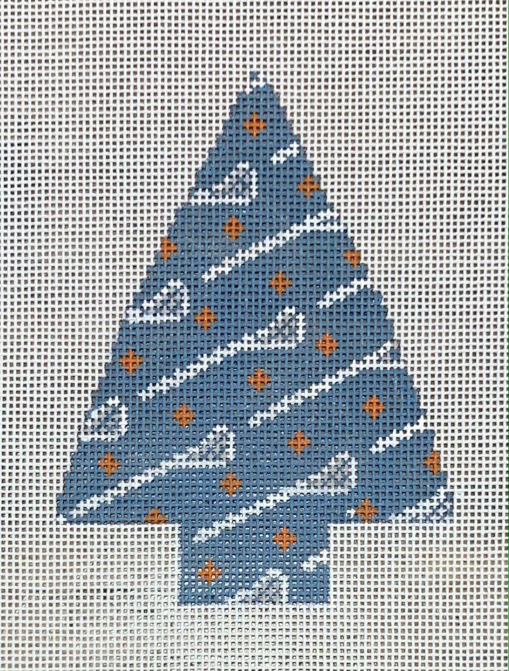 Lacrosse Tree Ornament